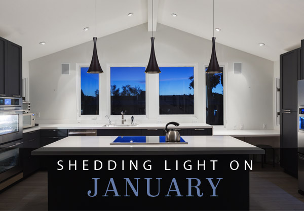 Shedding Light on January