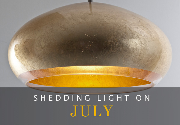 Shedding Light on July