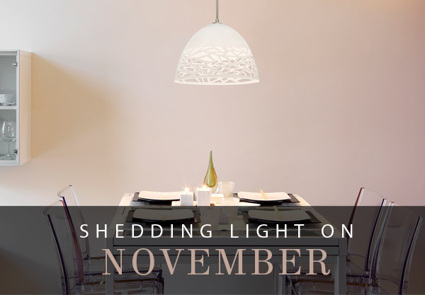 Shedding Light on November 2017