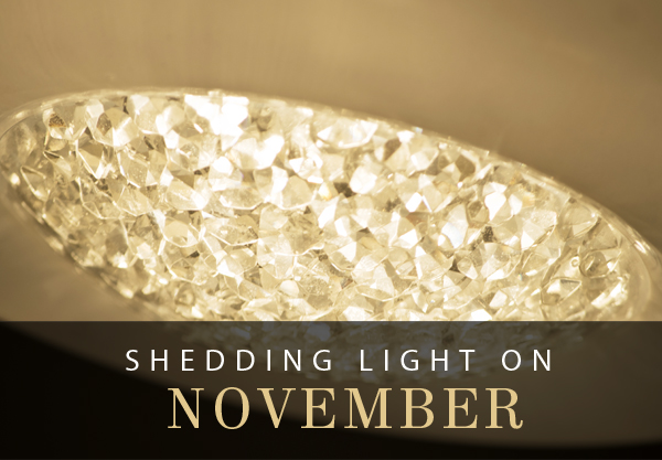 Shedding Light on November